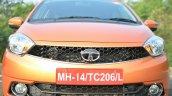 Tata Zica bumper front Revotorq diesel Review