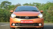 Tata Zica front lights Revotorq diesel Review