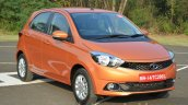Tata Zica front three quarters Revotorq diesel Review