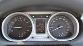 Tata Zica instrument cluster Revotron petrol Review
