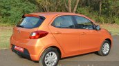 Tata Zica rear quarters Revotorq diesel Review