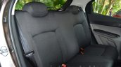 Tata Zica rear seats Revotorq diesel Review