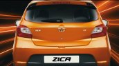Tata Zica rear teased