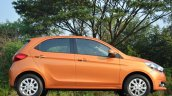 Tata Zica side angle Revotorq diesel Review