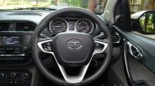 Tata Zica steering wheel Revotorq diesel Review