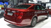 Toyota Crown rear three quarters at 2015 Shanghai Auto Show