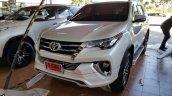 Toyota Fortuner Fiar FD2-L bodykit white chrome Thailand