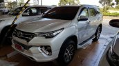 Toyota Fortuner Fiar FD2-L bodykit white head lamp Thailand