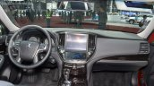 Toyota Highlander dashboard at the 2015 Shanghai Auto Show
