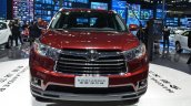Toyota Highlander face at the 2015 Shanghai Auto Show