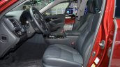 Toyota Highlander interior at the 2015 Shanghai Auto Show