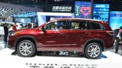 Toyota Highlander side at the 2015 Shanghai Auto Show