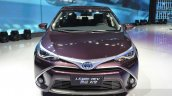 Toyota Levin HEV face at the 2015 Shanghai Auto Show