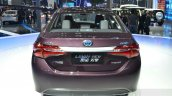 Toyota Levin HEV rear at the 2015 Shanghai Auto Show