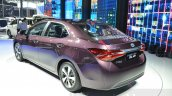 Toyota Levin HEV rear three quarters at the 2015 Shanghai Auto Show