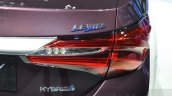 Toyota Levin HEV tail lights at the 2015 Shanghai Auto Show