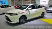 Toyota Vios alloy wheels at the 2015 Thailand Motor Expo