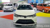 Toyota Vios front at the 2015 Thailand Motor Expo