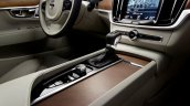 Volvo S90 floor console unveiled