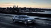Volvo S90 unveiled front quarter top