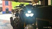Yamaha M-Slaz LED high-beam head lamp