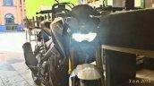 Yamaha M-Slaz LED low-beam head lamp