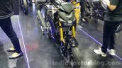 Yamaha M-Slaz black front unveiled at 2015 Thailand Motor Expo