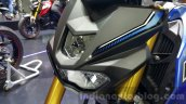 Yamaha M-Slaz head lamp unveiled at 2015 Thailand Motor Expo