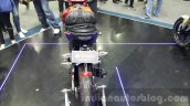 Yamaha M-Slaz red rear unveiled at 2015 Thailand Motor Expo