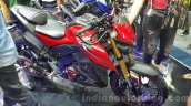 Yamaha M-Slaz red side unveiled at 2015 Thailand Motor Expo