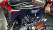 Yamaha M-Slaz red tail lamp unveiled at 2015 Thailand Motor Expo