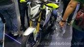 Yamaha M-Slaz silver green unveiled at 2015 Thailand Motor Expo