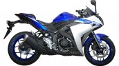 Yamaha R25 ABS Racing Blue