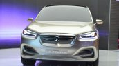 Zinoro Concept Next face 1at 2015 Shanghai Auto Show