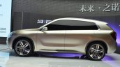 Zinoro Concept Next side at 2015 Shanghai Auto Show