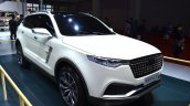 Zotye T600 S concept front three quarters at the 2015 Shanghai Auto Show