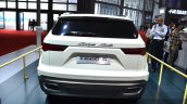 Zotye T600 S concept rear at the 2015 Shanghai Auto Show