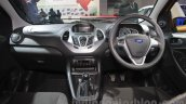 2015 Ford Figo dashboard at Auto Expo 2016