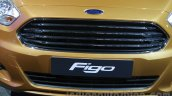 2015 Ford Figo grille at Auto Expo 2016
