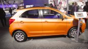 2015 Ford Figo profile at Auto Expo 2016