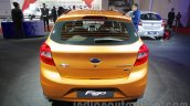 2015 Ford Figo rear at Auto Expo 2016