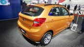 2015 Ford Figo rear quarters at Auto Expo 2016