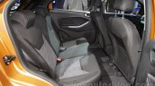 2015 Ford Figo rear seat at Auto Expo 2016