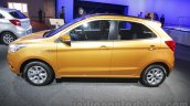 2015 Ford Figo side at Auto Expo 2016