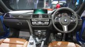 2016 BMW 3 Series (facelift) dashboard