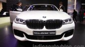 2016 BMW 7 Series front at Auto Expo 2016