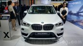 2016 BMW X1 front at the Auto Expo 2016