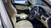 2016 BMW X1 front cabin at the Auto Expo 2016