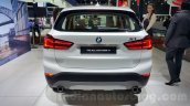 2016 BMW X1 rear at the Auto Expo 2016
