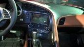 2016 Chevrolet Corvette Stingray centre console